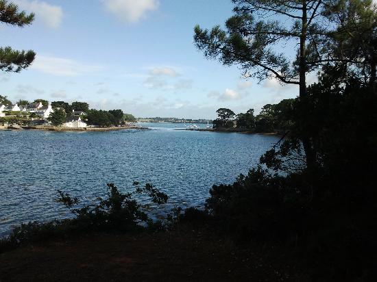 Auberge du Parc Fetan : île de Berder