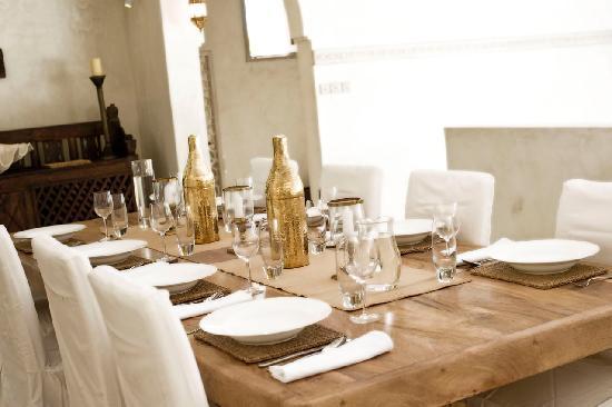 Al Hamra: Dining room