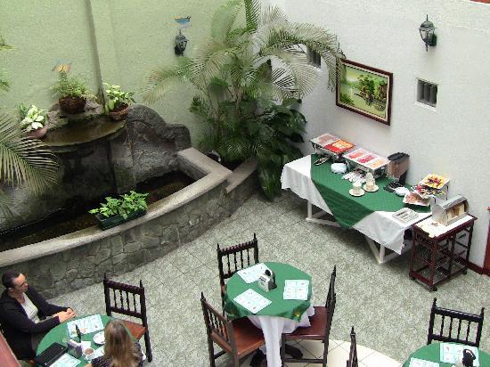 San Pedro, Κόστα Ρίκα: foto de la cafeteria de Tairona