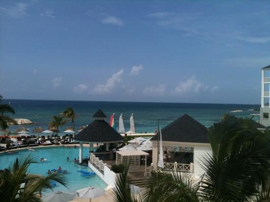 Secrets St. James Montego Bay: View from Rm 3320