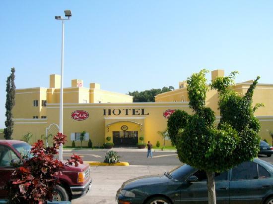 Hotel Zar at Tepic, Nayarit, Mexico