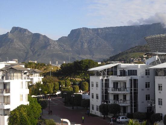 Radisson Blu Hotel Waterfront, Cape Town: Aussicht vom Balkon