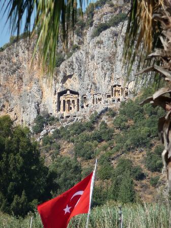 Crescent Hasirci Hotel & Villas: 10 minutes walk from the hotel
