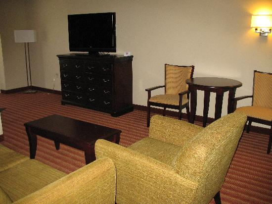 Holiday Inn Hotel & Suites Orange Park: Living Room - Fitness Suite