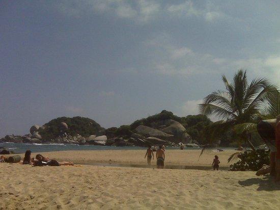 Camping Tayrona: Cabo