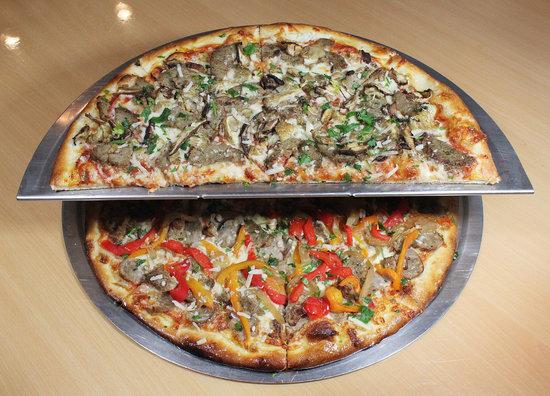 Slyce Pizza Pie (photo credit: Tom Cristello)