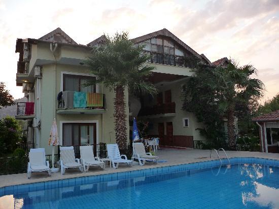 Crescent Hasirci Hotel & Villas: Pool area