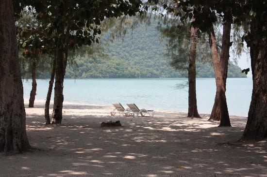 เดอะเวสทินลังกาวี รีสอร์ท & สปา: View of the Beach