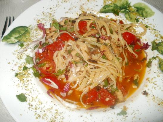 Trattoria Medusa - Da Kamel: pasta