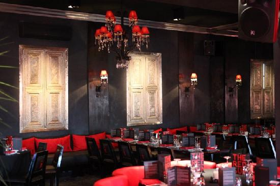 THE RED SUN Restaurant