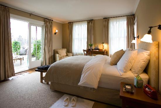 Hotel Fauchere: guest room