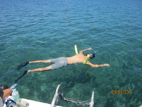 Caribbean Images Tours: Snorkeling and Relaxing