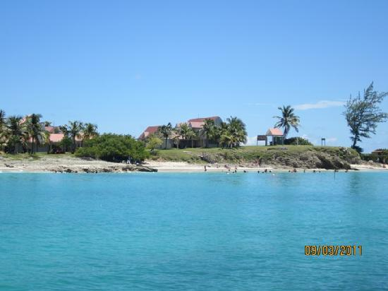 Caribbean Images Tours: Caja de Muertos Beach Area