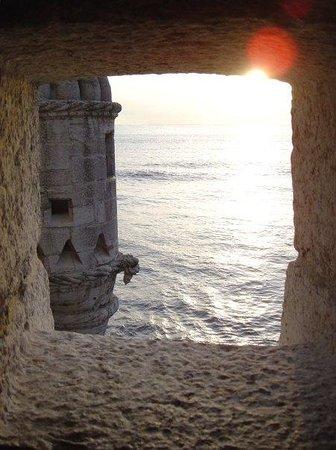 เบเลม: Desde la Torre de Belem