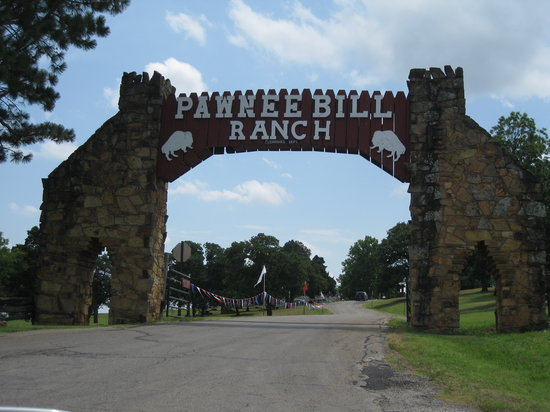 Pawnee Bill's Ranch, Museum and Wild West Show