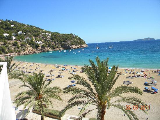 Veraclub Ibiza: vista dalla camera 1