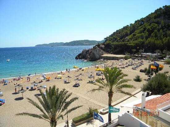 Veraclub Ibiza: vista dalla camera 2