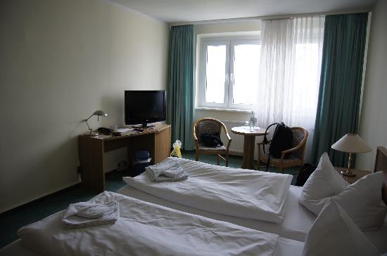 Das Hotel an der Stadthalle: camera