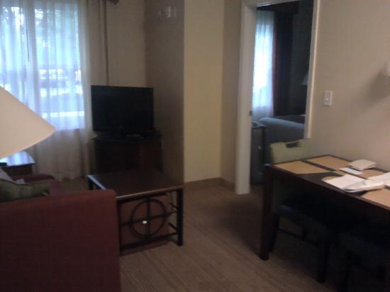 Residence Inn Arundel Mills BWI Airport: living room