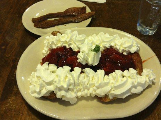 Pancake Mill Restaurant North Bend Or