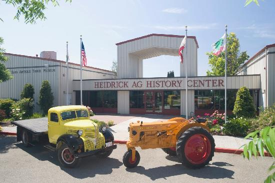 Heidrick Ag History Center in Woodland