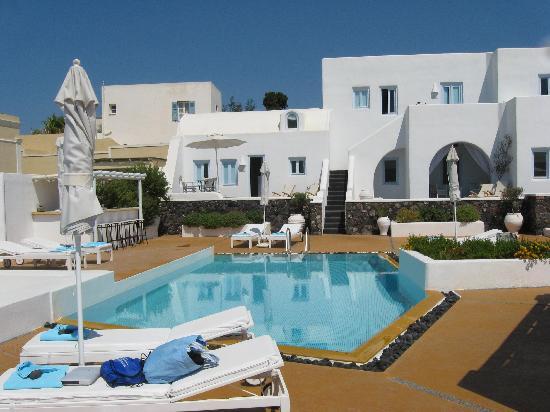 Aria Suites: The hotel