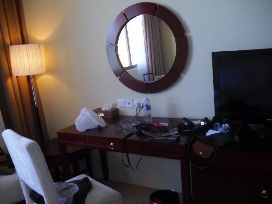 โรงแรมกาย่าเซนทรี่: normal furnitures