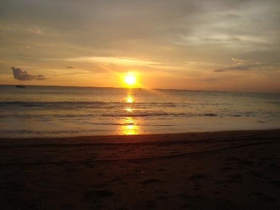 Camino Del Gigante: Sunset