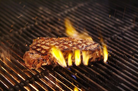 Ric's Grill: Sterling Silver AAA Alberta Beef