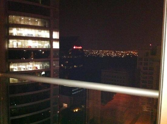 NH Collection Guadalajara Providencia : View from balcony on 12th floor.