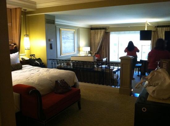 โรงแรมเวเนเชียน รีสอร์ท คาสิโน: our room