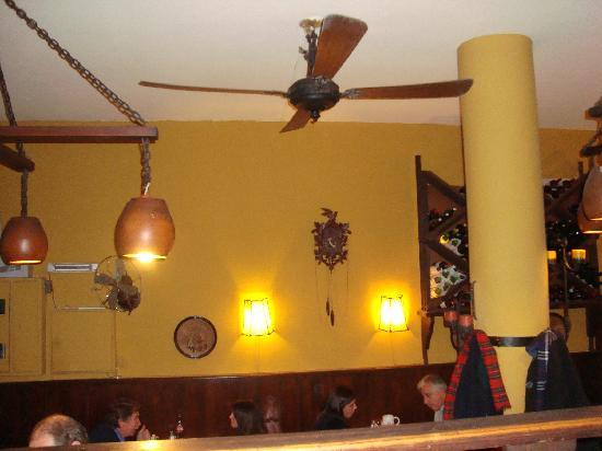 Restaurant Dackel : Um lugar agradável.
