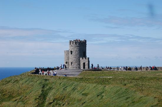 Cliffs of Moher: Hog Tower