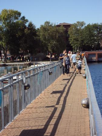 Skaneateles Lake: Skaneateles Dock