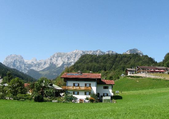 Best Western Plus Berghotel Rehlegg: BW is in top right corner