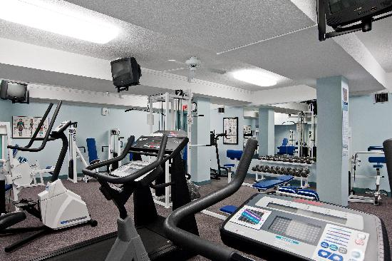 Best Western Plus Barclay Hotel: Fitness Centre