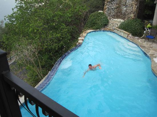 La Villa Vista: pool