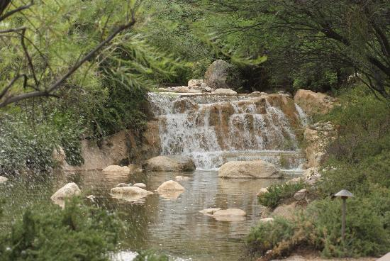 Miraval Arizona Resort & Spa : Another water feature!