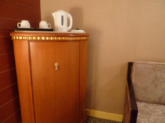 Shin Shih Hotel: クローゼット