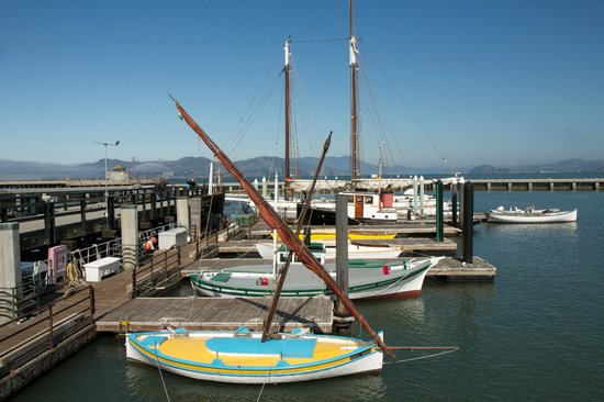 tug boat - Picture of San Francisco Maritime National