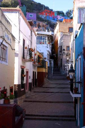 The House in Guanajuato Picture