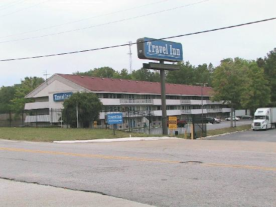 "A2C Budget Hotel: Travel Inn, aka ""Travelodge Atlanta""  STAY AWAY!!!!"