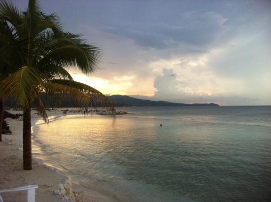 Secrets St. James Montego Bay: Sunset