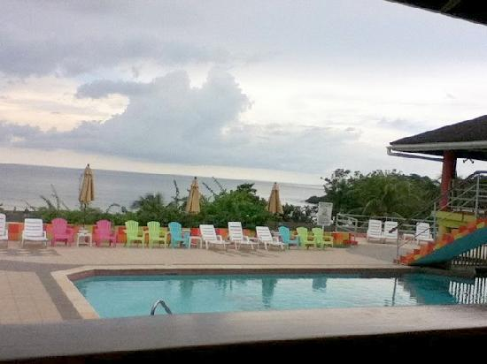 Black Rock, Tobago: Great View