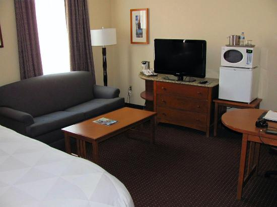 Radisson Hotel Cleveland - Gateway: Room