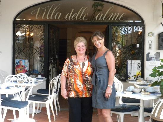Hotel Villa Delle Palme Positano