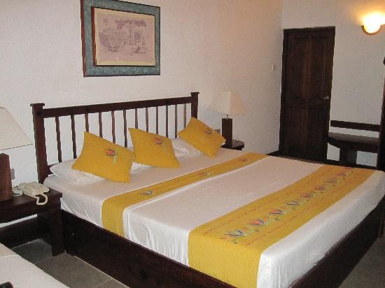Amaya Lake: bed