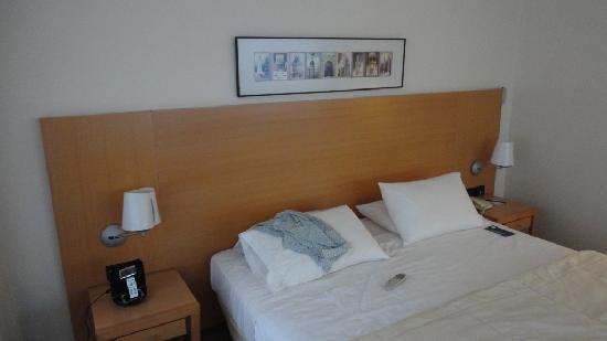 Tryp Montevideo Hotel: buen descanso