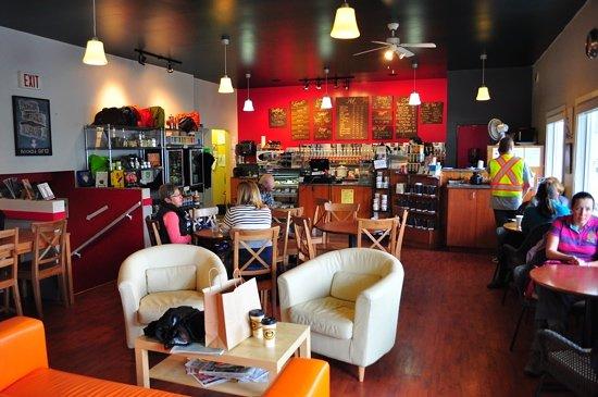 Cafe Guido, Port Hardy
