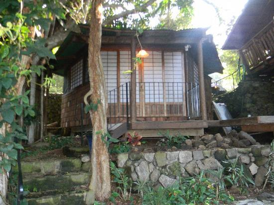 Hale Maluhia Country Inn: Japanese Tea House